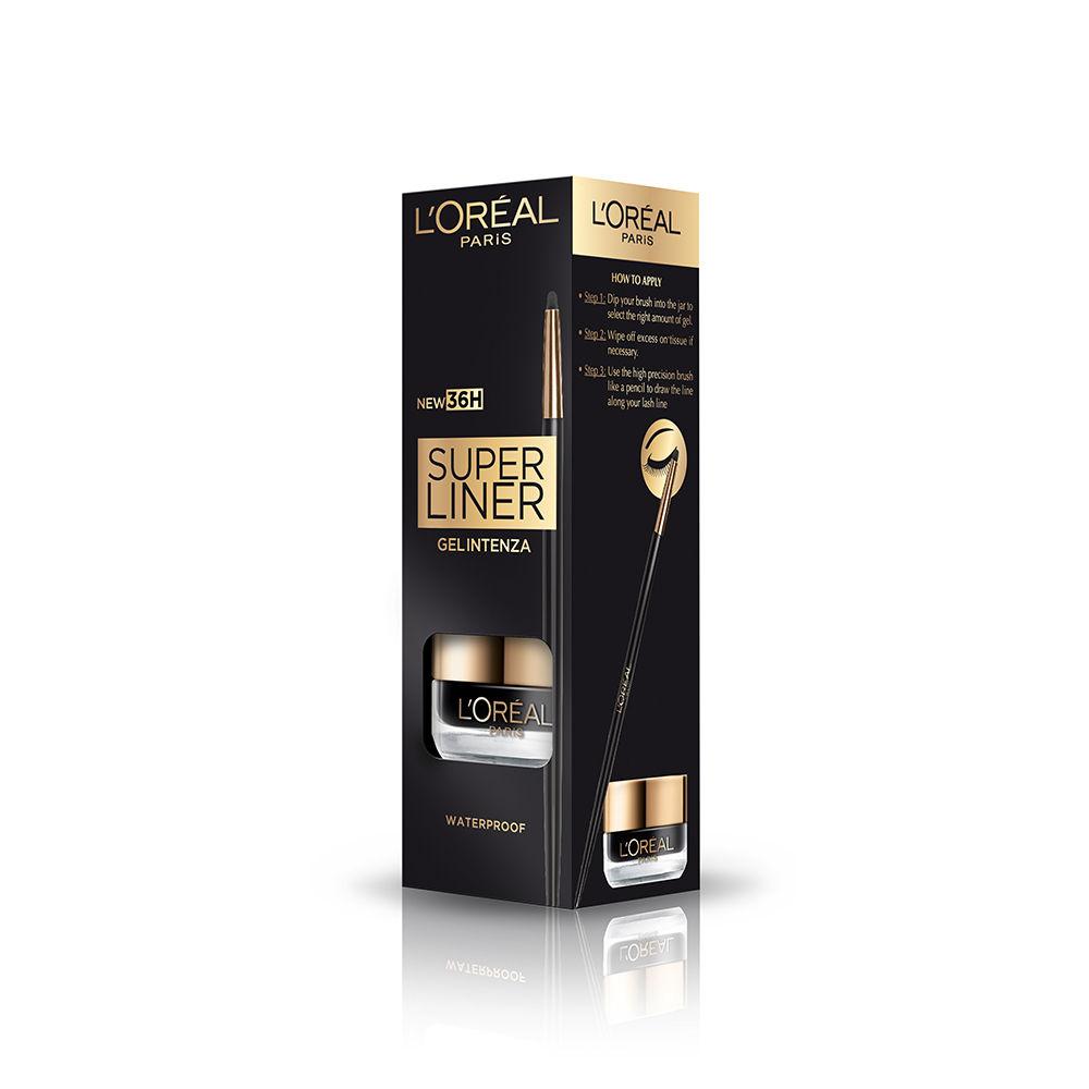 L&39;Oreal Paris Super Liner Gel Intenza 36H - Profound Black