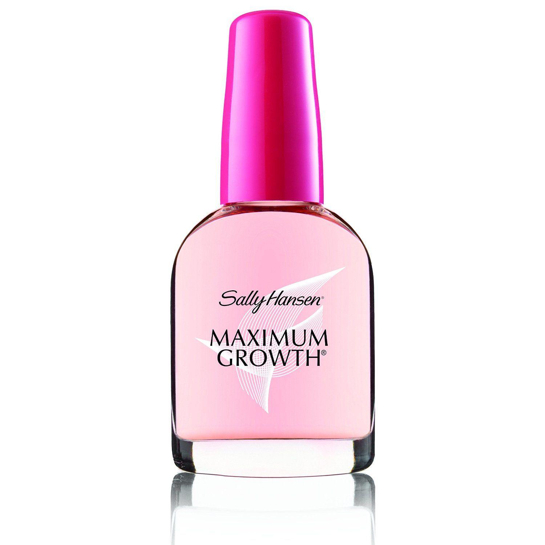 Sally Hansen Maximum Growth Treatment For Short Nails - 39201 at ...