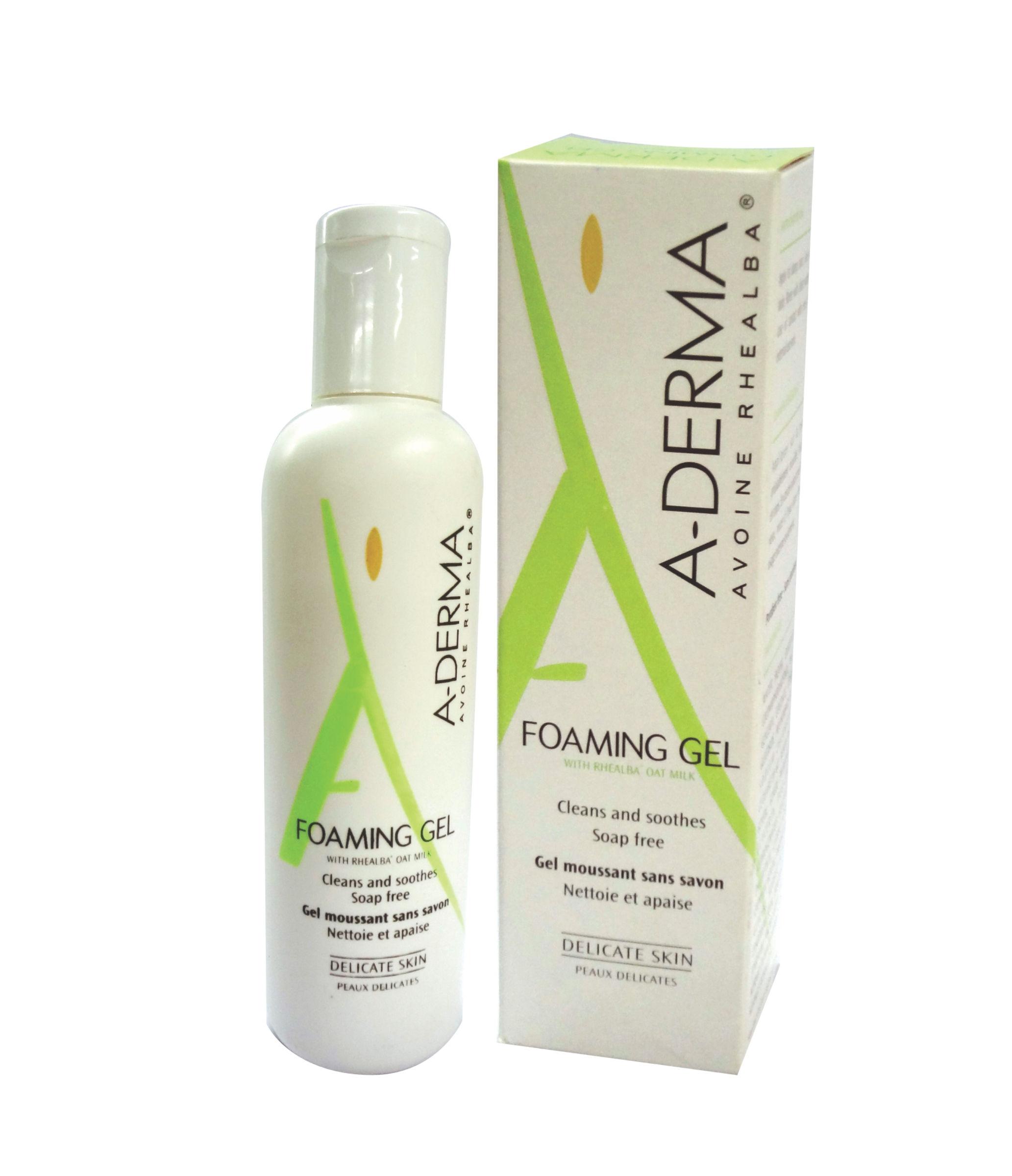 huge discount 8e00f 2af02 A-Derma Foaming Gel(100ml)