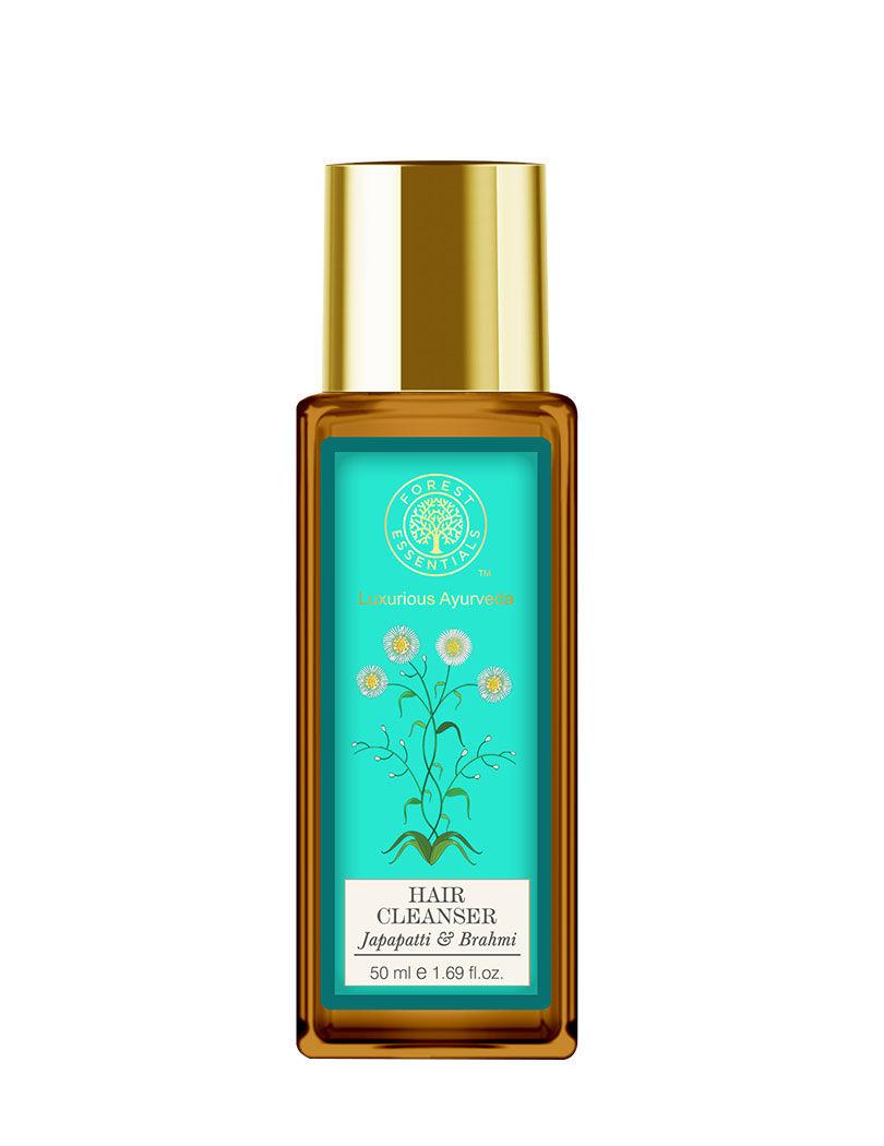 Forest Essentials Hair Cleanser - Japapatti & Brahmi