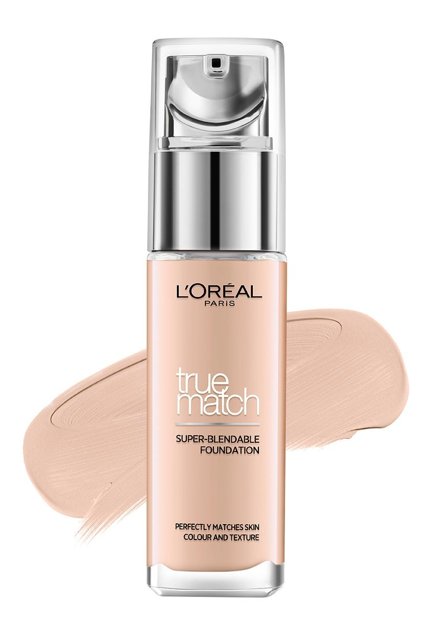 I use loreal true match foundation shade D3/W3  Which