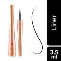 Lakme 9 To 5 Black Impact Eye Liner - Black