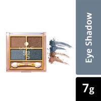 Lakme 9 To 5 Eye Quartet Eye Color - Smokey Glam
