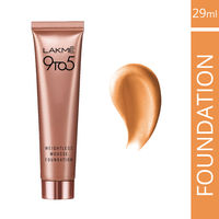 Lakme 9 to 5 Weightless Mousse Foundation - Beige Caramel