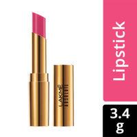 Lakme Absolute Argan Oil Lip Color - Lush Rose