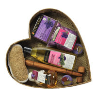 Soulflower Lavender Bath Gift Set