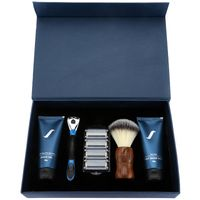 Spruce Shave Club 5X Ultimate Gift Box (With Tea Tree Oil & Aloe Vera Shave Gel)