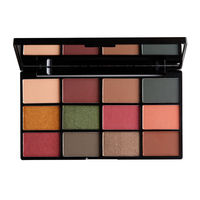 NYX Professional Makeup In Your Element Shadow Palette - Earth