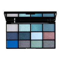 NYX Professional Makeup In Your Element Shadow Palette - Water