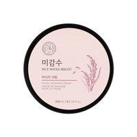 The Face Shop Rice Water Bright Facial Massage Cream