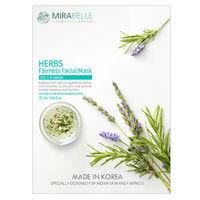 Mirabelle Korea Herbs Fairness Facial Mask