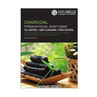 Mirabelle Korea Charcoal Premium Facial Sheet Mask