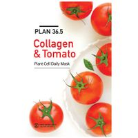 Plan 36.5 Plant Cell Daily Mask Collagen & Tomato