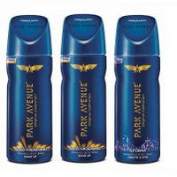 Park Avenue Body Deo - 2 Storm + Good Morning (Buy 2 Get 1)