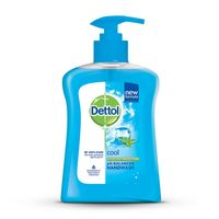 Dettol Cool Liquid Handwash (200 ml) Cool With Free Liquid Handwash (175 ml)