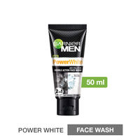 Garnier Men PowerWhite Duo Face Wash