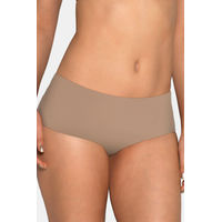 Amante Nude Vanish No-Show Hipster Panty