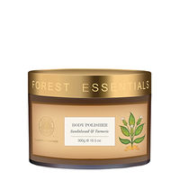 Forest Essentials Body Polisher Sandalwood & Turmeric