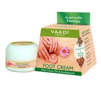 Vaadi Herbals Foot Cream With Clove & Sandalwood