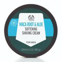 The Body Shop Maca Root & Aloe Softening Shaving Cream For Men
