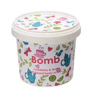 Bomb Cosmetics Cranberry & Lime Shower Scrub