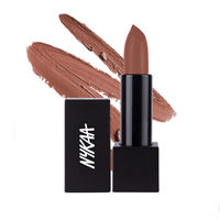 Nykaa So Matte Lipstick - Haute Fudge 25M