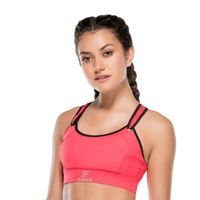 Brakefree High Impact Non-Bouncy Bra - Pink