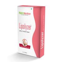 NutroActive Lipolyzer Hips & Thighs Tablet