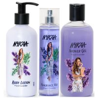 Nykaa French Lavender Combo