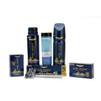 Park Avenue Mens Good Morning Grooming Kit (Save Rs.49) Travel Pouch Free