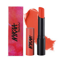 Nykaa Paintstix! Lipstick - No Chill Orange - 03