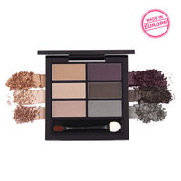 Nykaa Just Wink It! - Wet & Dry Eyeshadow Palette - Crazy In Love 02