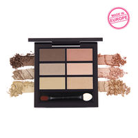 Nykaa Just Wink It! - Wet & Dry Eyeshadow Palette - Dare to Bare 03