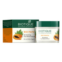 Biotique Bio Papaya Revitalizing Tan-Removal Scrub