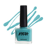 Nykaa Nail Enamel - So Teal-Icious 68