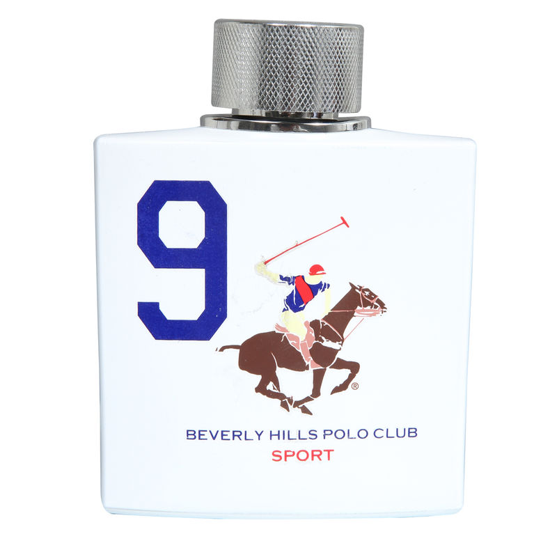 Beverly Hills Polo Club Sport 9 Eau De Toilette