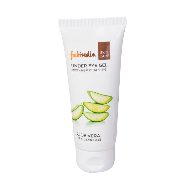 fabindia under eye cream buy fabindia aloe vera under eye gel
