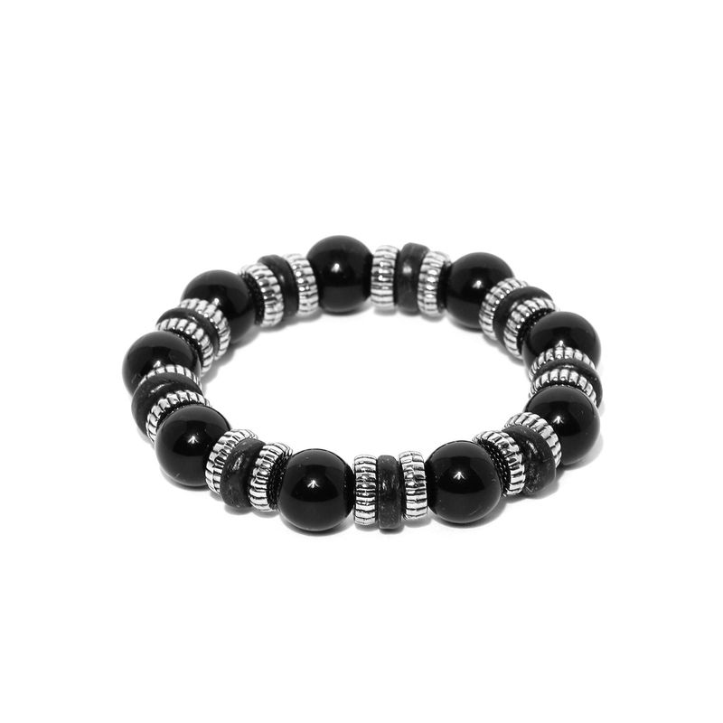 Tipsyfly Cosmic Black Men's Bracelet