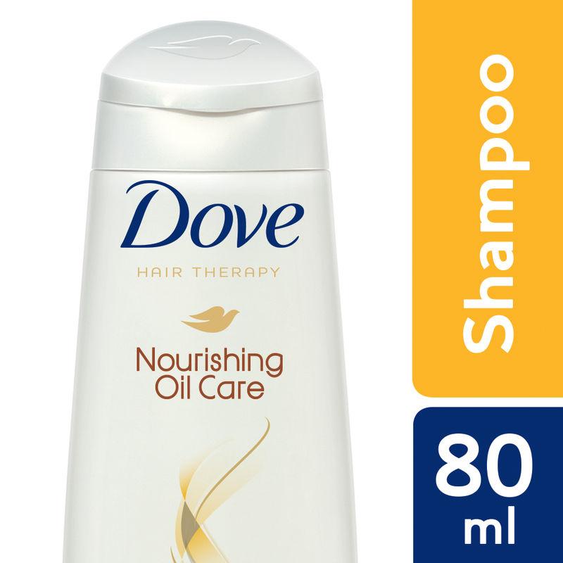 Dove Nourishing Oil Care Shampoo - 8901030622618