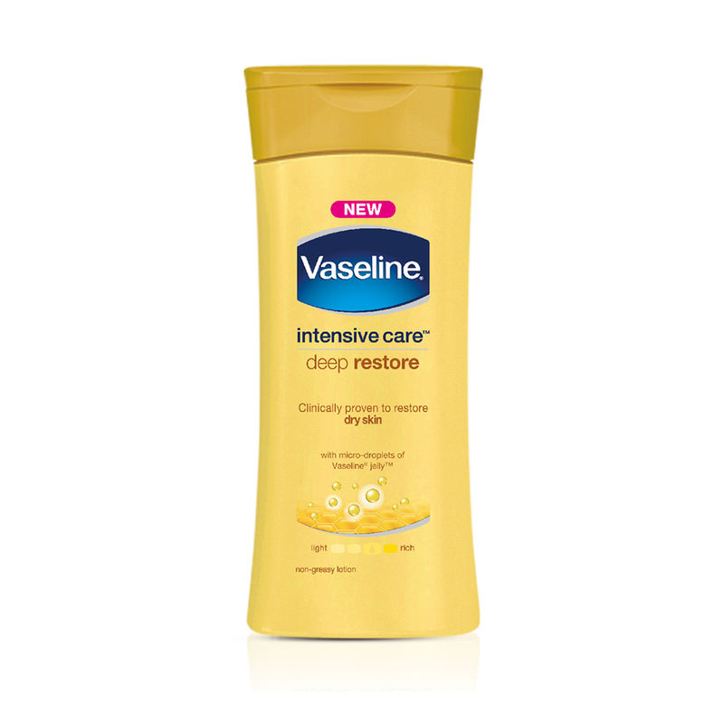 Vaseline Intensive Care Deep Restore Body Lotion - 8901030492433
