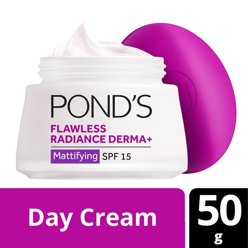 Ponds Flawless Radiance Derma + Mattifying Day Cream SPF 15