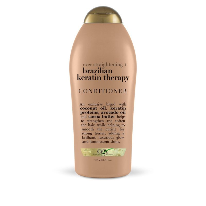 OGX Brazilian Keratin Deffirzzant Conditioner