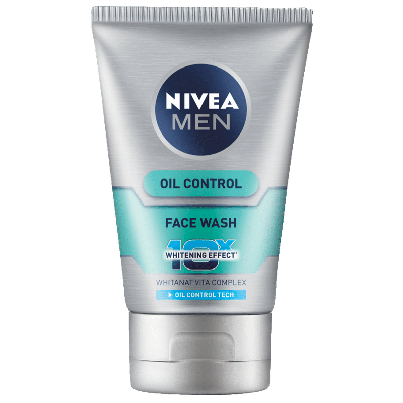 Nivea Whitening Oil Control Face Wash