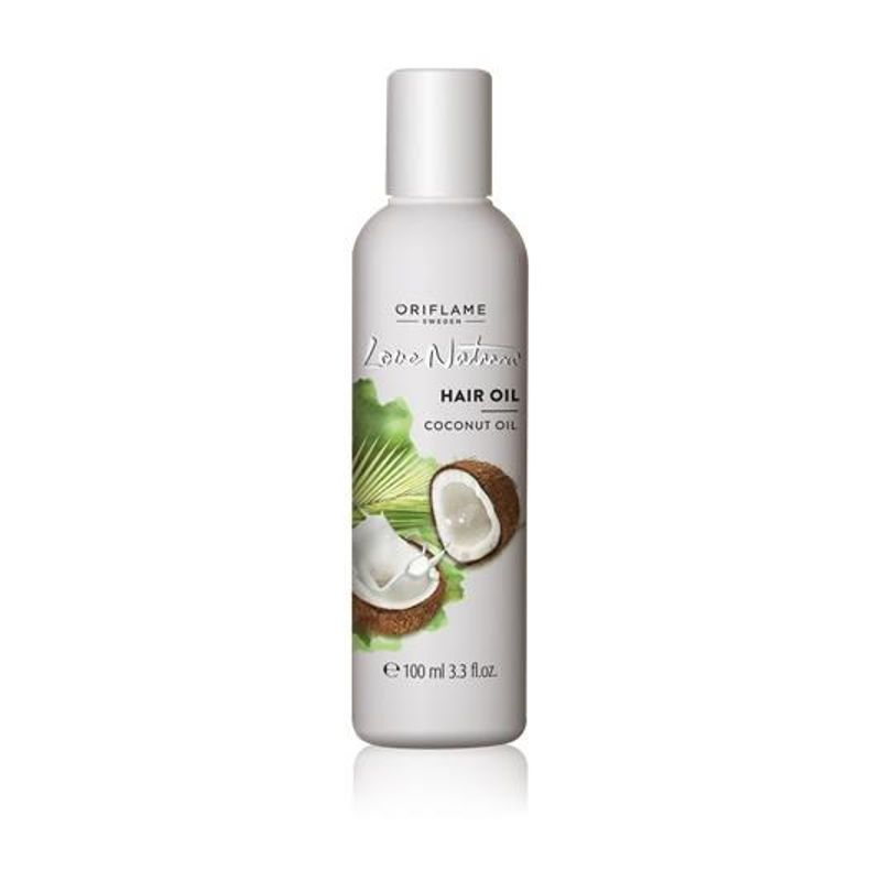 Oriflame Nature Hair Oil With 100% Coconut Oil