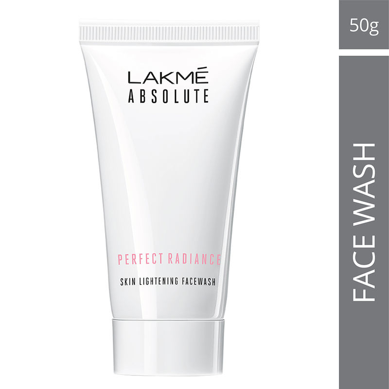 Lakme Perfect Radiance Intense Whitening Face Wash Daily Salon Boost - 50 Gms