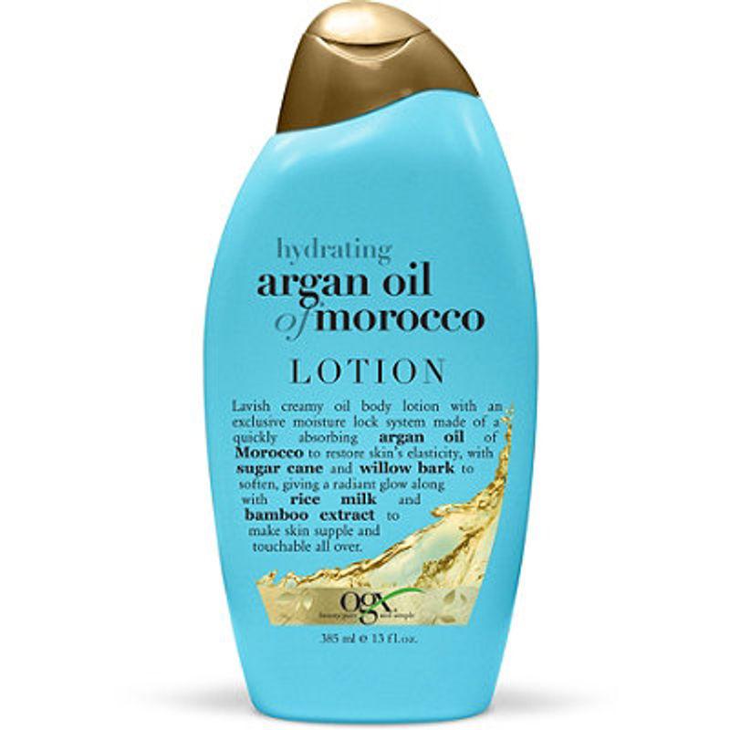 OGX Hydrating Moroccan Argan Oil Body Lotion