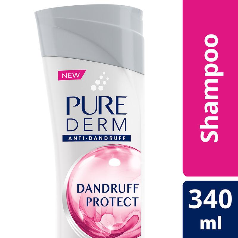 Pure Derm Dandruff Protect Anti - Dandruff Shampoo - 8901030684012