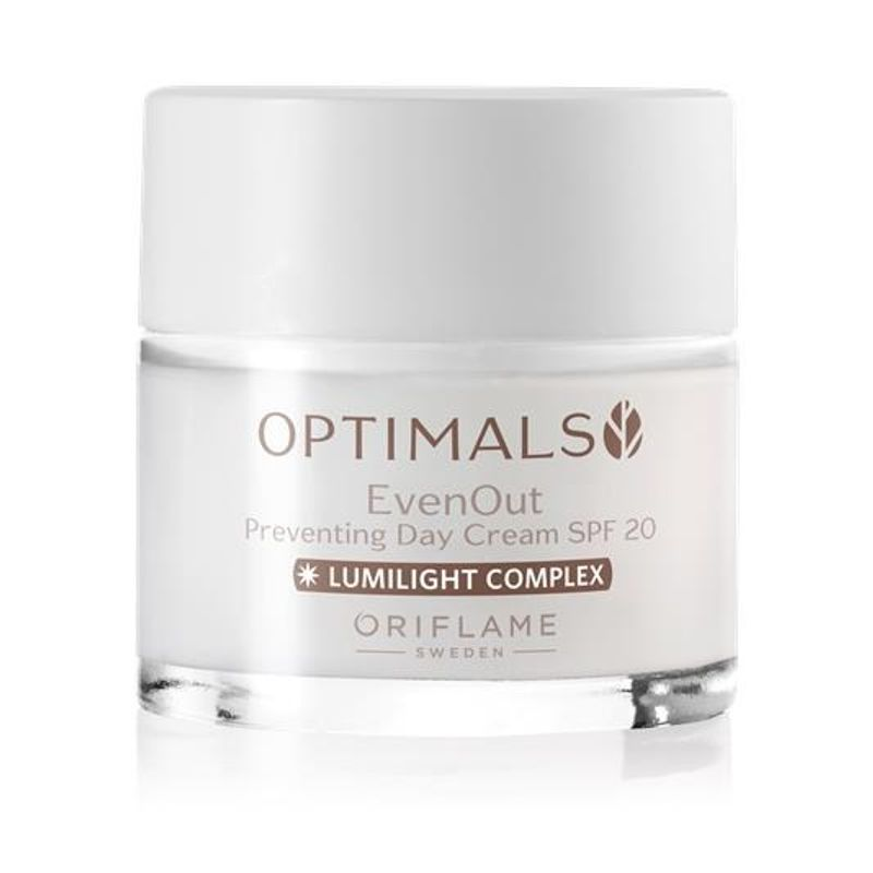 Oriflame Even Out Preventing Day Cream SPF 20