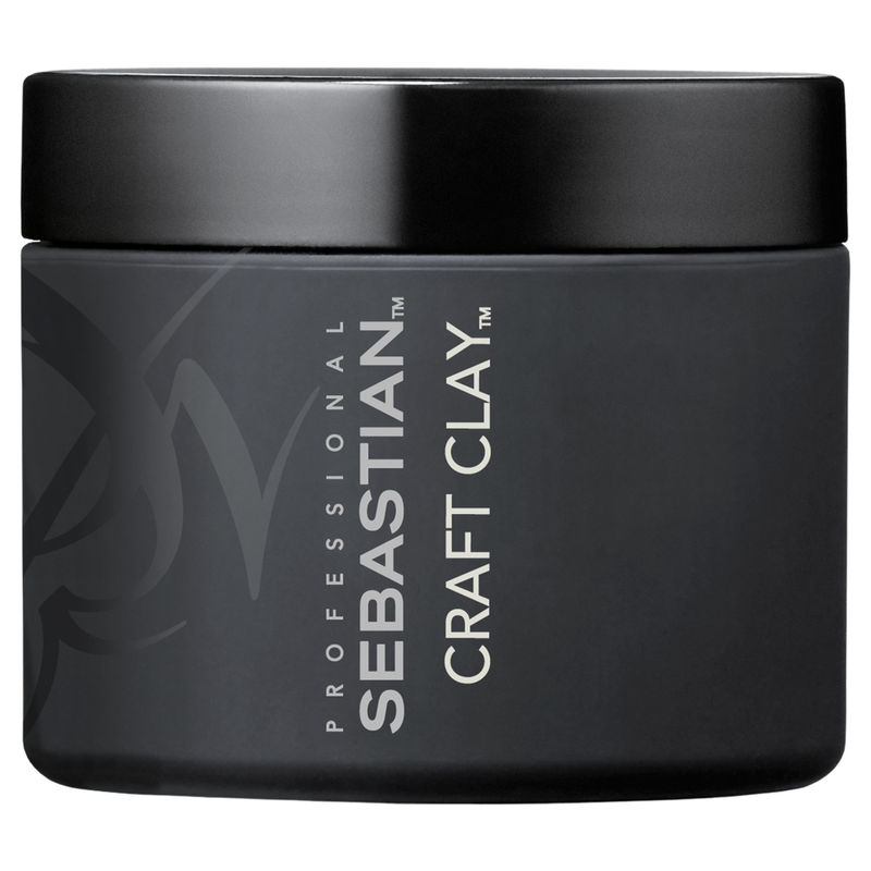 Sebastian Professional Craft Clay Remold To Rough Up Style And Add Volume