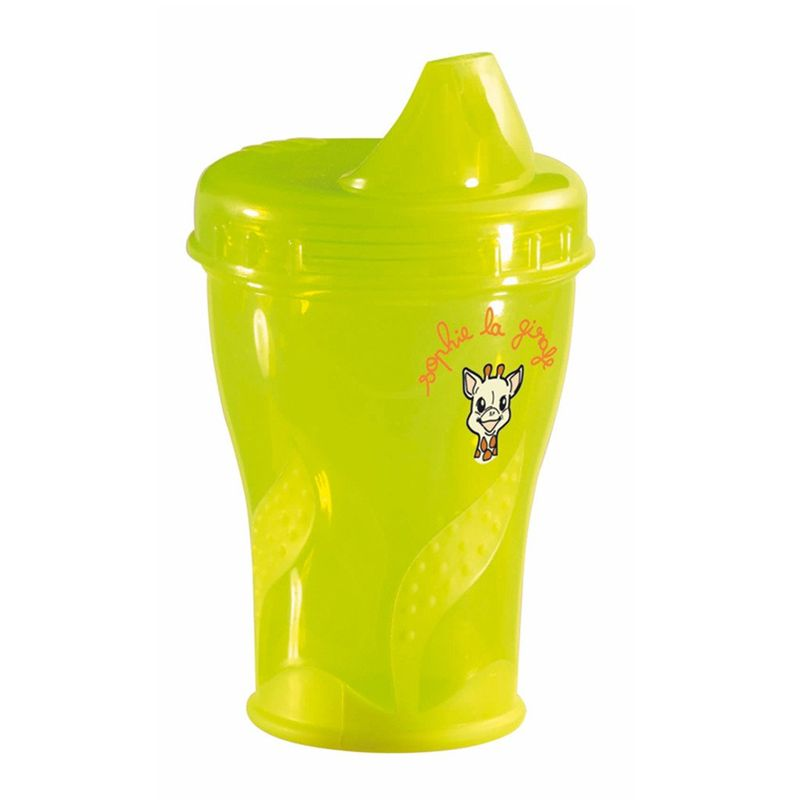 Sophie La Girafe Learning Cup For Babies - 200ml